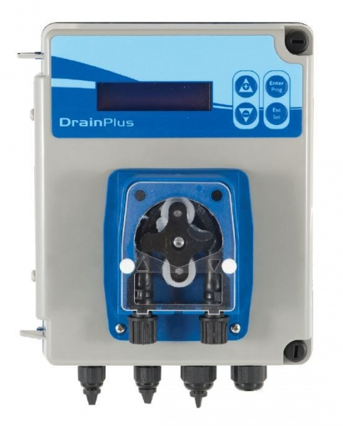 Automatic Mains Operated Dosing Pump - DRAINPLUS