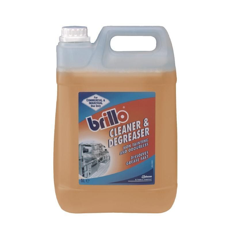 Brillo Cleaner Degreaser 2 Pack