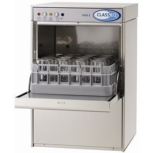 CLASSEQ Duo Premium Glasswasher - 470MM, 570MM