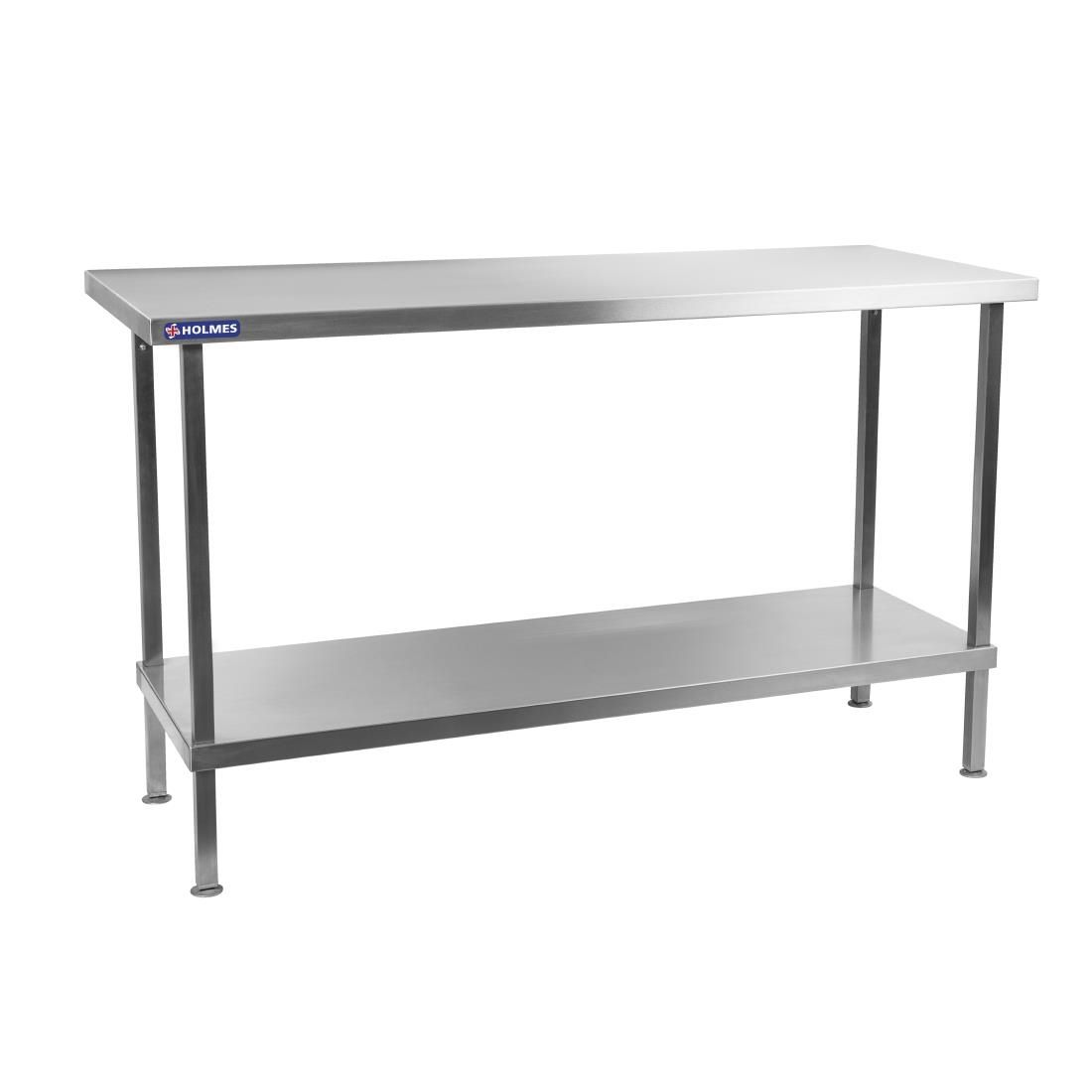Holmes Stainless Steel Centre Table 600mm - DR041