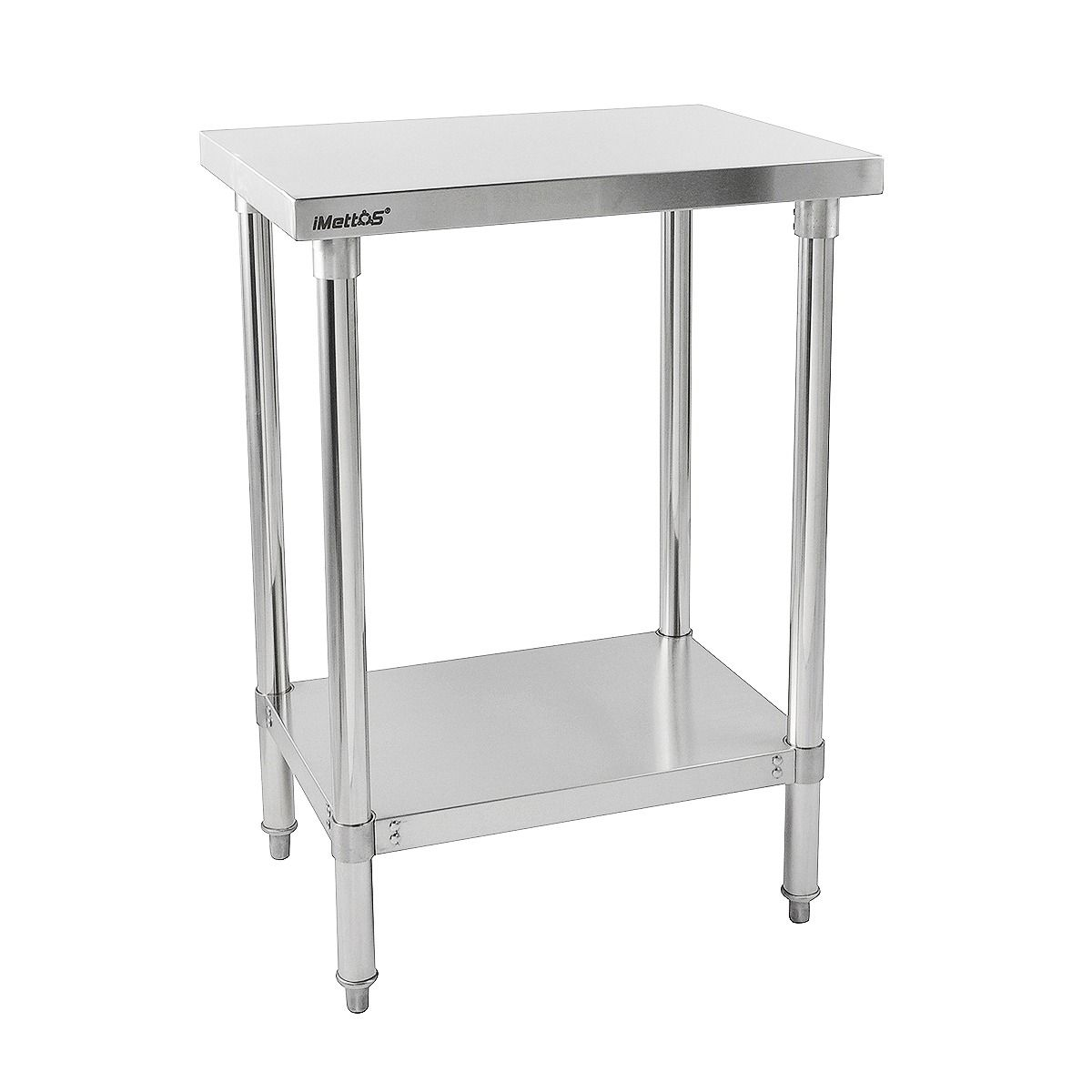 iMettos Stainless Steel Prep Table Width 600mm - 141001