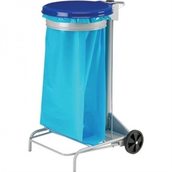 Rossignol Collecroule Mobile Sack Trolley Blue
