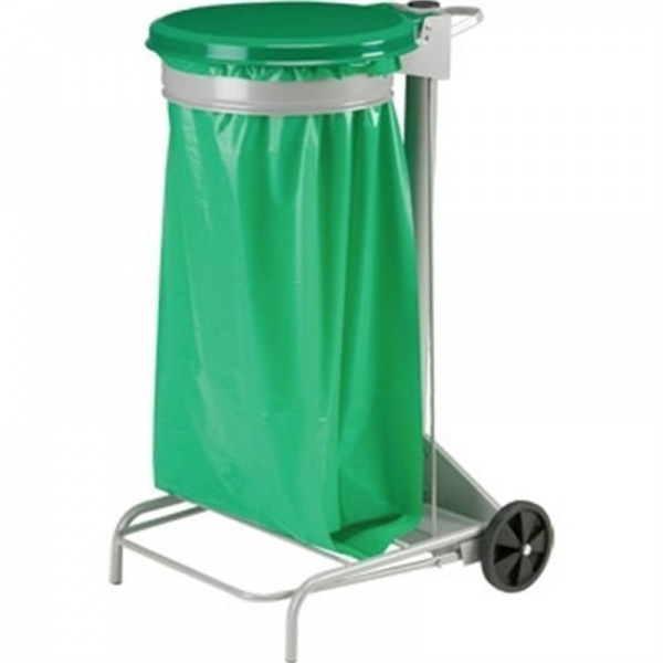 Rossignol Collecroule Mobile Sack Trolley Green