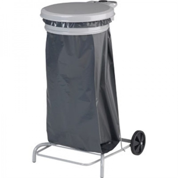 Rossignol Collecroule Mobile Sack Trolley Grey