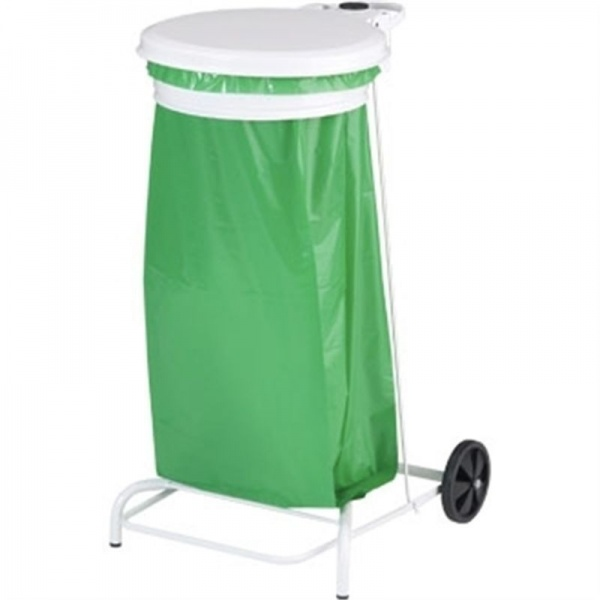 Rossignol Collecroule Mobile Sack Trolley White