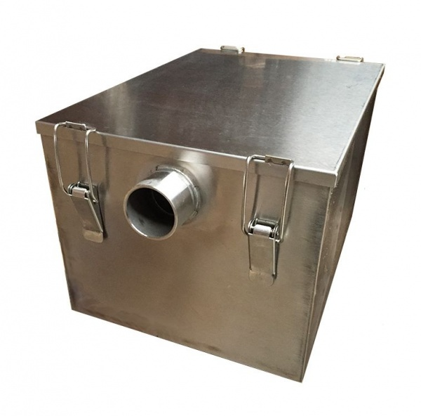 Stainless Steel Domestic Grease Trap 5KGB