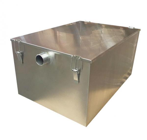 Stainless Steel Grease Trap 18KGB