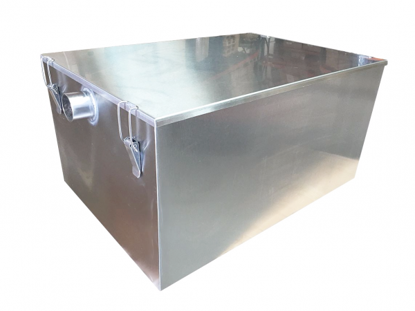 Stainless Steel Grease Trap 26KGB