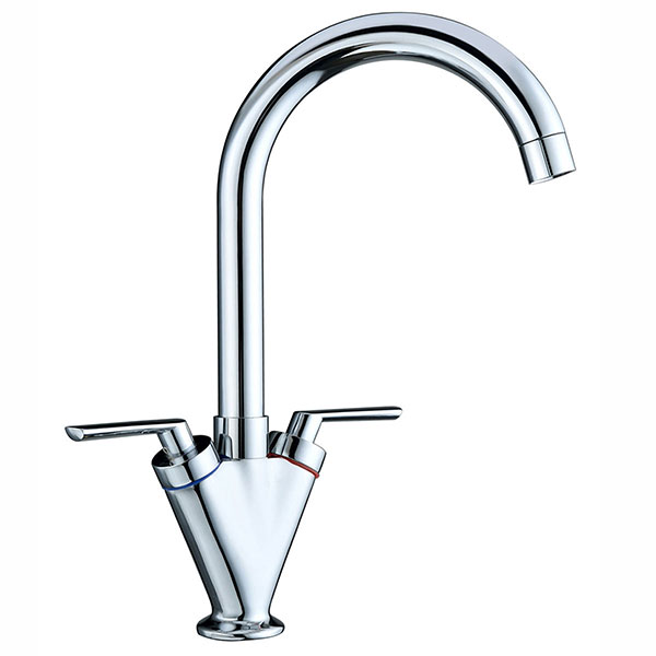 Twin Lever Mixer Tap
